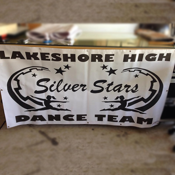 Custom Banners Fast   Northshore Sign Shop