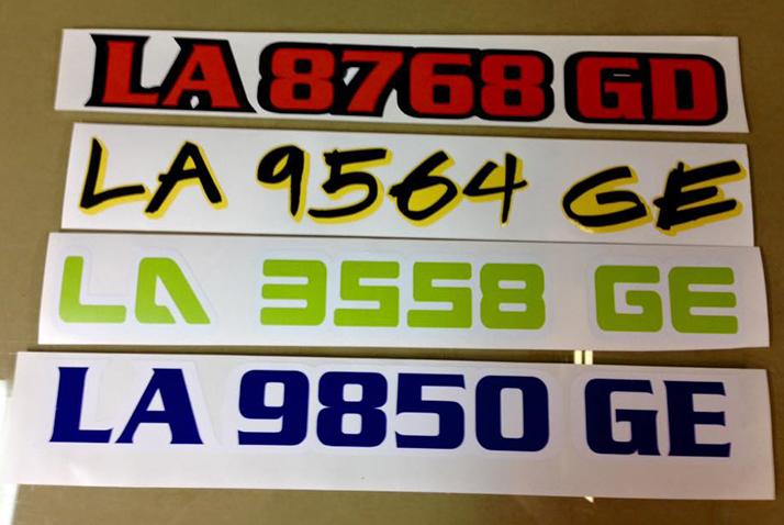 Custom Vinyl Lettering Fast | Northshore Sign Shop