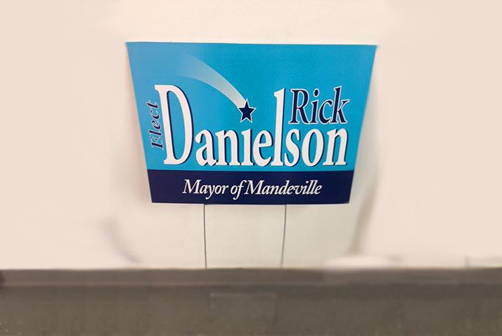 Custom Political Signs Fast | Northshore Sign Shop