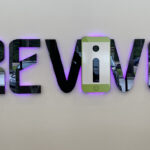 Acrylic Dimensional Letters